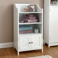 See more information about the Colonial Cabinet White 2 Door