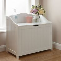 See more information about the Colonial White Storage Hamper