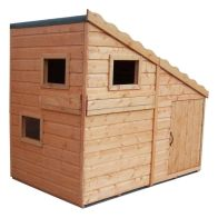 See more information about the Shire Command Post Garden Playhouse 6' x 4'