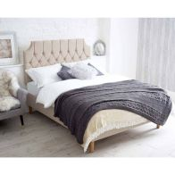 See more information about the Castleton Single Bed Cream