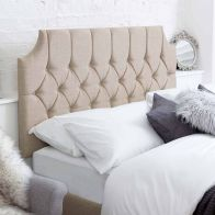 See more information about the Castleton Cream 6ft Super King Size Bed Headboard