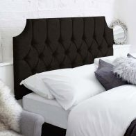 See more information about the Castleton Black 6ft Super King Size Bed Headboard