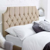 See more information about the Castleton Brown 6ft Super King Size Bed Headboard