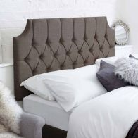 See more information about the Castleton Grey 6ft Super King Size Bed Headboard