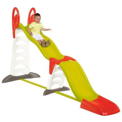 Smoby Childrens 2-In-1 XL Super Garden Outdoor Slide