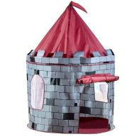 See more information about the Grey Knight Castle Play Tent Indoor Outdoor Garden Playhouse