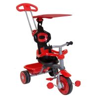 See more information about the Trike 4 In 1 Tricycle 3 Wheel With Canopy & Safety Guard