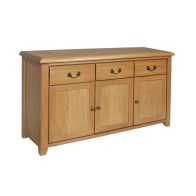 See more information about the Oakham Side Board (3 Drawers)