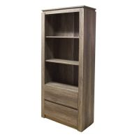 See more information about the Canyon Oak Finish Bookcase
