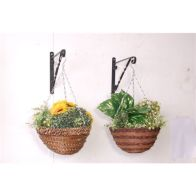 "See more information about the African Hanging Basket (12"")"