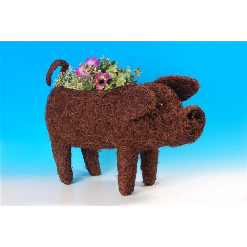 Large Pig Planter - Buy Online at QD Stores on pig watering can, pig planet, pig farmer, pig pillow, pig white, pig soldier, pig trailer, pig vintage, pig gates, pig teapot, pig pink, pig leather, pig clock, pig plate, pig green, pig tree, pig bed, pig pitcher, pig pot, pig pipe,