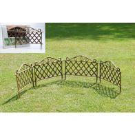 See more information about the Lattice Border Edging