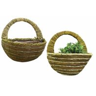 "See more information about the Aztec Wall Basket (14"")"