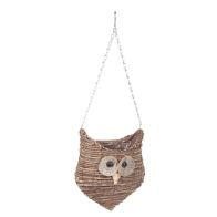 See more information about the Wise Owl Hanging Planter