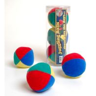 See more information about the Retro Juggling Balls (3 Pack)