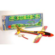 See more information about the Games Hub Stunt Jet Toy Kit - Green