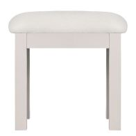 See more information about the Country Cottage Stool Cream & Oak