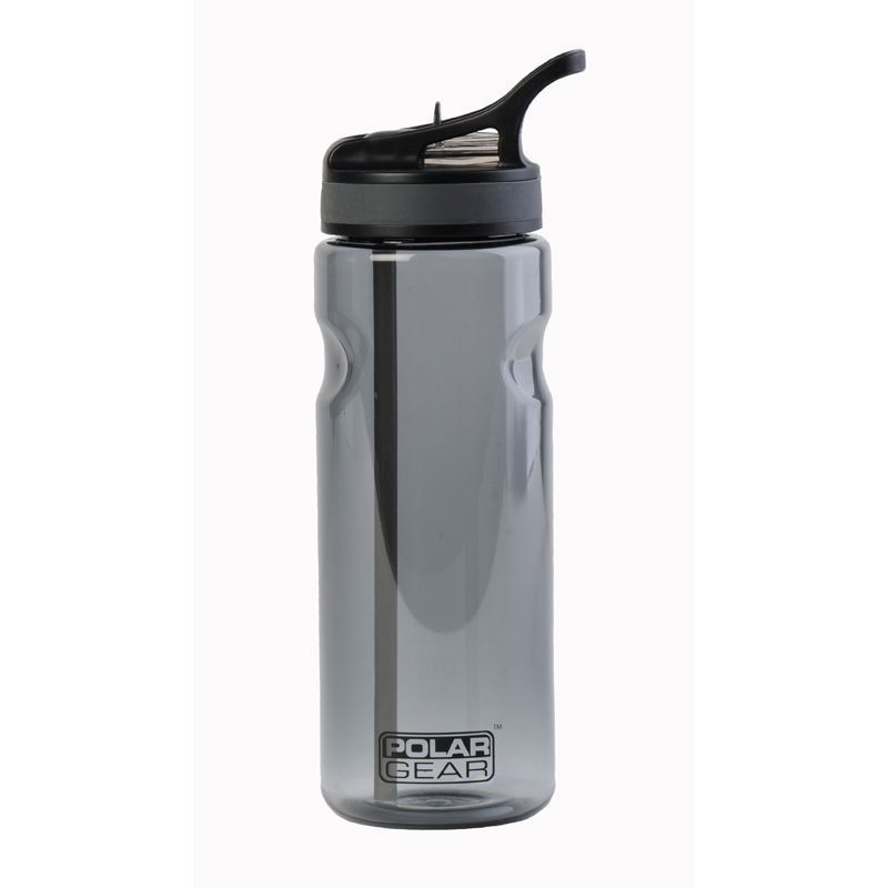 Polar Gear Grip Tritan Bottle 650ml - Black