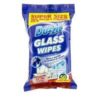 See more information about the Duzzit Extra Strong Glass Wipes 50 Pack
