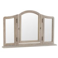 See more information about the Victoria Trinket Mirror Brown