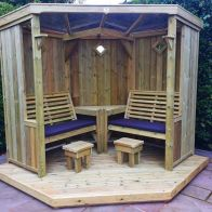 See more information about the Croft Four Seasons 4 Seat Garden Room