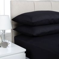 See more information about the Fusion Pillowcases Black