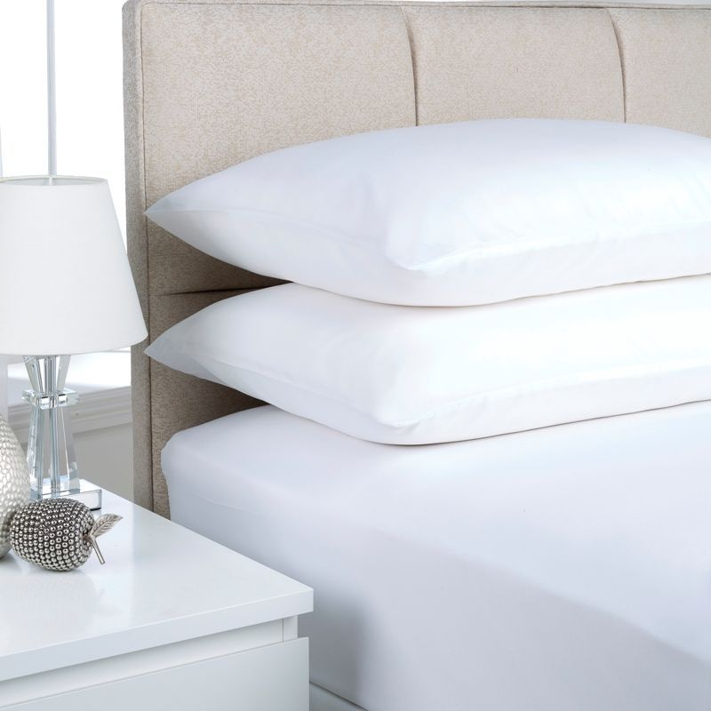 Fusion Pillowcases White