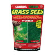See more information about the Canada Green Grass Seed 1Kg 47 Square Metres Coverage