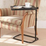 See more information about the Swivel Side Table Adjustable