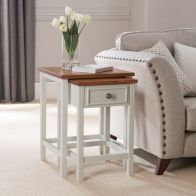 See more information about the Broadway Set of 2 Nesting Tables