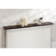 "See more information about the 24"" Radiator Shelf Mahogany"