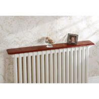 "See more information about the 24"" Radiator Shelf Oak"