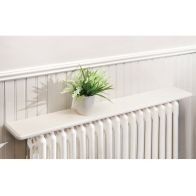 "See more information about the 48"" Radiator Shelf White"