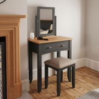 See more information about the Aurora Light Oak & Grey 2 Drawer Dressing Table
