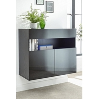 See more information about the Galicia 3 Door Sideboard Black