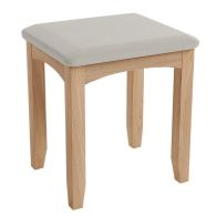 See more information about the Oxford Oak Rectangular Stool