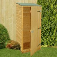 See more information about the Shire Shiplap Garden Storage Unit (2' x 2')