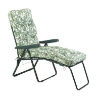 See more information about the Glendale Deluxe Repose Leaf Lounger Chair Sage