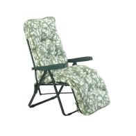 See more information about the Glendale Deluxe Repose Leaf Relaxer Chair Sage