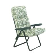 See more information about the Glendale Deluxe Repose Leaf Recliner Chair Sage