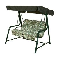 See more information about the Glendale Deluxe Repose Leaf Twin Swing Hammock Sage