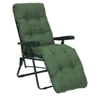 See more information about the Glendale Deluxe Slumber Relaxer Chair Green