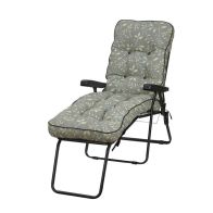See more information about the Glendale Deluxe Repose Leaf Lounger Chair Teal