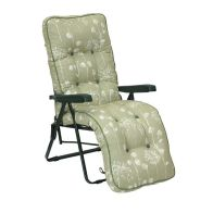 See more information about the Glendale Deluxe Slumber Floral Relaxer Chair Sage