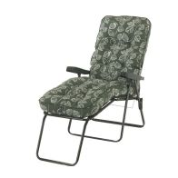 See more information about the Glendale Deluxe Repose Leaf Lounger Chair Green