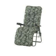 See more information about the Glendale Deluxe Repose Leaf Relaxer Chair Green