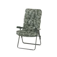 See more information about the Glendale Deluxe Repose Leaf Recliner Chair Green