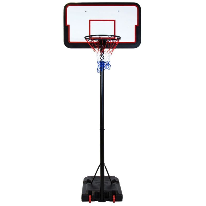Basketball Net Adjustable Height 205-305cm Hoop Backboard Stand