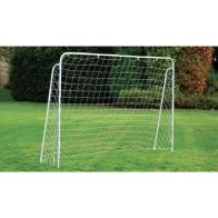 See more information about the 7 Foot x 5 Foot Children's Kids Metal Football Goal Posts Net