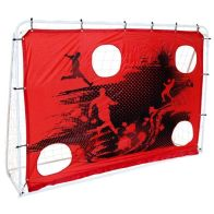 See more information about the 3-In-1 Target Shoot Sturdy Steel Frame Football Goal & Net